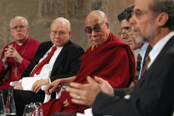 The Dalai Lama Visits The UK