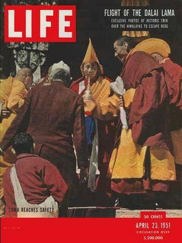 LIFE雜誌1951年封面